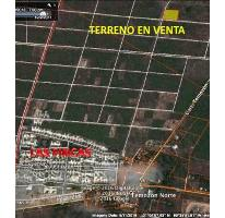 Foto de terreno habitacional en venta en  , temozon norte, mérida, yucatán, 2962146 No. 01