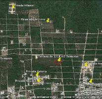 Foto de terreno habitacional en venta en  , temozon norte, mérida, yucatán, 2992844 No. 01