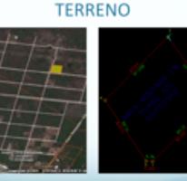 Foto de terreno habitacional en venta en  , temozon norte, mérida, yucatán, 2993032 No. 01