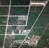 Foto de terreno habitacional en venta en  , temozon norte, mérida, yucatán, 3469973 No. 01