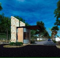 Foto de terreno habitacional en venta en  , temozon norte, mérida, yucatán, 3738688 No. 01