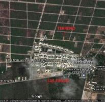 Foto de terreno habitacional en venta en  , temozon norte, mérida, yucatán, 4213621 No. 01