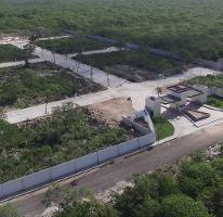 Foto de terreno habitacional en venta en  , temozon norte, mérida, yucatán, 4213831 No. 01