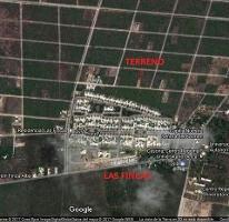 Foto de terreno habitacional en venta en  , temozon norte, mérida, yucatán, 4291248 No. 01