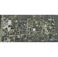 Foto de terreno habitacional en venta en, temozon norte, mérida, yucatán, 613537 no 01