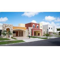 Foto de casa en venta en, temozon, temozón, yucatán, 1605838 no 01