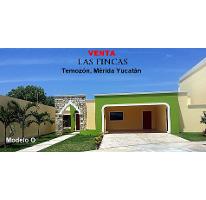 Foto de casa en venta en, temozon, temozón, yucatán, 1927629 no 01