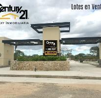 Foto de terreno habitacional en venta en  , temozon, temozón, yucatán, 0 No. 01