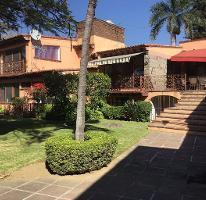 Foto de casa en venta en  , teopanzolco, cuernavaca, morelos, 4663587 No. 01