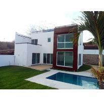 Foto de casa en venta en  , tequesquitengo, jojutla, morelos, 2693836 No. 01