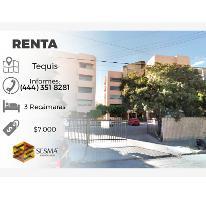 Foto de departamento en renta en  , tequisquiapan, san luis potosí, san luis potosí, 2867606 No. 01