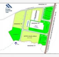 Foto de terreno industrial con id 388841 en venta en km 12 carr tala san isidro mazatepec tala no 01