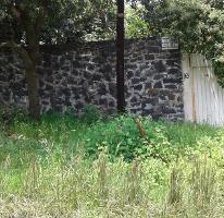 Foto de terreno habitacional en venta en teya 232 , jardines del ajusco, tlalpan, distrito federal, 0 No. 01