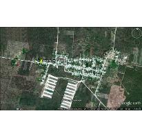 Foto de terreno comercial en venta en  , timul, motul, yucatán, 2618705 No. 01