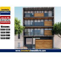 Foto de departamento en venta en  , tlacoquemecatl, benito juárez, distrito federal, 2679868 No. 01