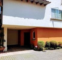 Foto de casa en venta en  , tlalpan centro, tlalpan, distrito federal, 3948102 No. 01