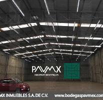 Foto de nave industrial en renta en tlaxconcahuac , la pastora, gustavo a. madero, distrito federal, 0 No. 01