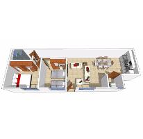 Foto de departamento en venta en  , transito, cuauhtémoc, distrito federal, 2804399 No. 01