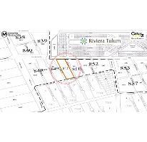 Foto de terreno habitacional en venta en  , tulum centro, tulum, quintana roo, 1858110 No. 01