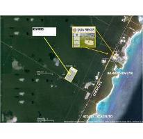 Foto de terreno habitacional en venta en  , tulum centro, tulum, quintana roo, 1862982 No. 01