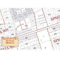 Foto de terreno habitacional en venta en  , tulum centro, tulum, quintana roo, 2449015 No. 01