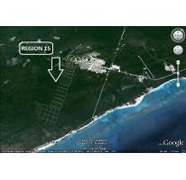Foto de terreno habitacional en venta en  , tulum centro, tulum, quintana roo, 2449105 No. 01