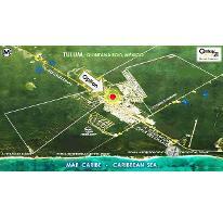Foto de terreno habitacional en venta en  , tulum centro, tulum, quintana roo, 2449243 No. 01