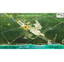 Foto de terreno habitacional en venta en  , tulum centro, tulum, quintana roo, 2449247 No. 01