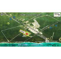 Foto de terreno habitacional en venta en  , tulum centro, tulum, quintana roo, 2449297 No. 01