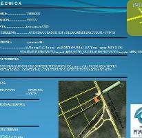 Foto de terreno comercial en venta en avenida coba sur , tulum centro, tulum, quintana roo, 907267 No. 01