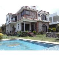 Foto de casa en venta en  , tzompantle norte, cuernavaca, morelos, 1136029 No. 01