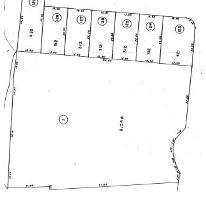 Foto de terreno habitacional en venta en  , tzompantle norte, cuernavaca, morelos, 1702638 No. 01