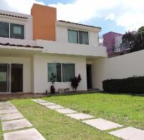 Foto de casa en venta en  , tzompantle norte, cuernavaca, morelos, 3112646 No. 01