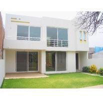 Foto de casa en venta en  , tzompantle norte, cuernavaca, morelos, 395742 No. 01