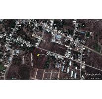Foto de terreno habitacional en venta en  , ucu, ucú, yucatán, 2309615 No. 01