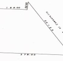 Foto de terreno habitacional en venta en  , ucu, ucú, yucatán, 2634057 No. 01