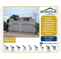 Foto de casa en venta en  , unidad nacional, ciudad madero, tamaulipas, 2863233 No. 01