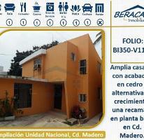 Foto de casa en venta en  , unidad nacional, ciudad madero, tamaulipas, 4286659 No. 01