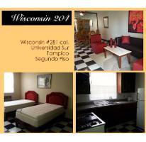 Foto de casa en renta en  , universidad sur, tampico, tamaulipas, 2620919 No. 01