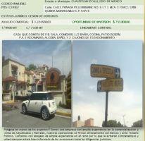 Foto de casa en venta en, urbi quinta montecarlo, cuautitlán izcalli, estado de méxico, 1976598 no 01