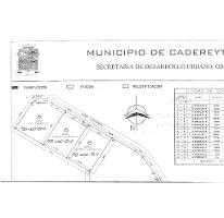 Foto de terreno habitacional en venta en  , valle de cadereyta, cadereyta jiménez, nuevo león, 1978942 No. 01