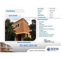 Foto de casa en venta en  , valle de san javier, pachuca de soto, hidalgo, 2563474 No. 01