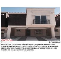 Foto de casa en venta en, valle del sol, juárez, chihuahua, 2135855 no 01