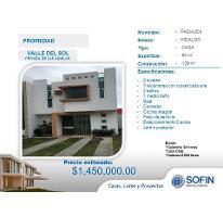 Foto de casa en venta en, valle del sol, pachuca de soto, hidalgo, 2474073 no 01