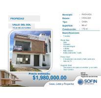 Foto de casa en venta en  , valle del sol, pachuca de soto, hidalgo, 2829659 No. 01
