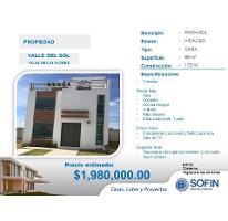 Foto de casa en venta en  , valle del sol, pachuca de soto, hidalgo, 2831166 No. 01