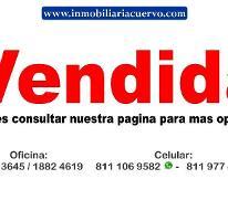 Foto de casa en venta en  , valle del virrey, juárez, nuevo león, 3811246 No. 01
