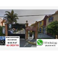 Foto de casa en venta en valle dorado 00, san buenaventura, ixtapaluca, méxico, 2824940 No. 01