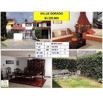 Foto de casa en venta en, valle dorado, tlalnepantla de baz, estado de méxico, 2221794 no 01