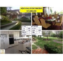 Foto de casa en venta en  , valle escondido, atizapán de zaragoza, méxico, 2671863 No. 01